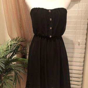 Guess black dress 👗